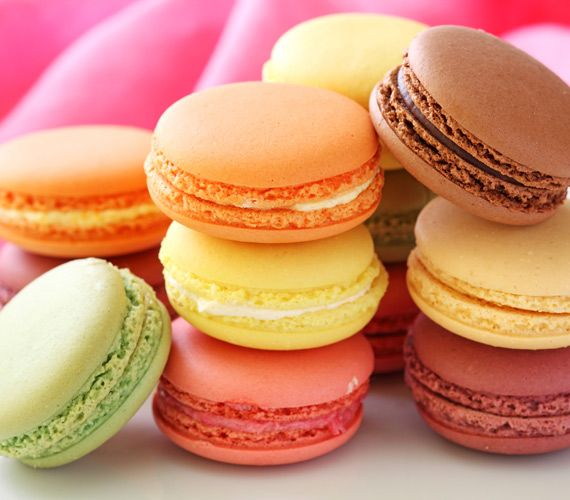 ... about Cookies on Pinterest | Pistachios, Almond macaroons and Meringue
