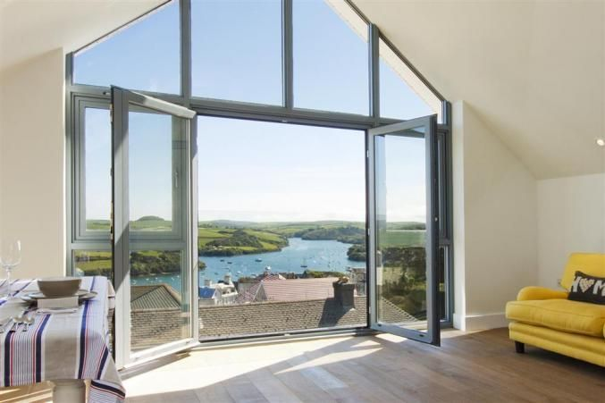 How about the view from our newest Salcombe property, Lundy.