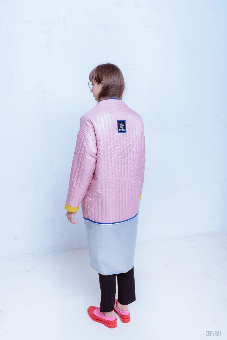 October in Details Coat #fashion #zefyras #zefyrasfashion #minimalist #coat #colours #collection #details