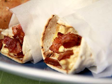 Kycklingwraps med curry | Recept från Köket.se