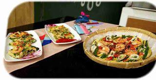 Bentos Culinárias: Panqueca Coreana http://bentos2.blogspot.com/2015/06/panqueca-coreana.html?spref=tw
