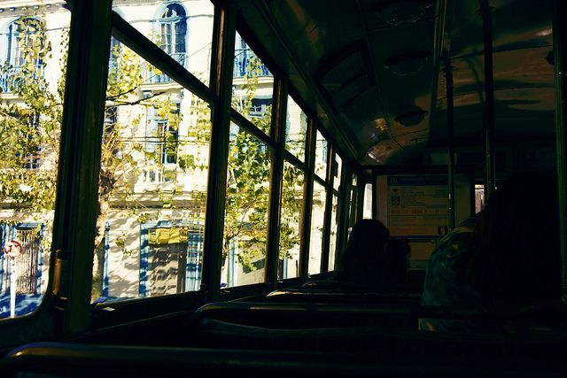 Trolley. Valparaiso, Chile. #Valpo