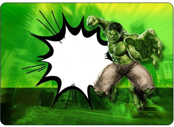 Marmitinha Hulk: