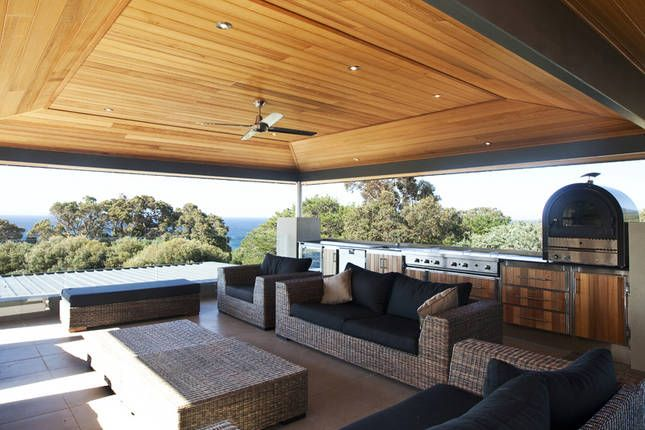 Imagine you and your friends cooking up a bbq here... @ @ Inspiration on Wedgetail | Eagle Bay, WA | Accommodation