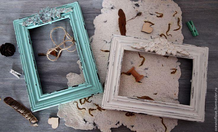 Buy Photo frames VINTAGE - photo frame, provence, vintage, vintage style, shabby, aged