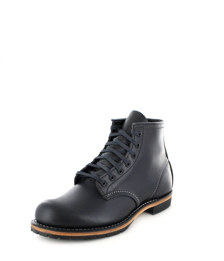 Red Wing Shoes CLASSIC DRESS 9014 Black Schnürstiefel - schwarz