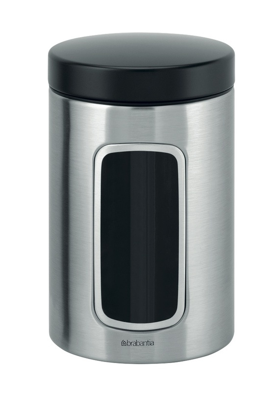 Brabantia Window Tea Canister