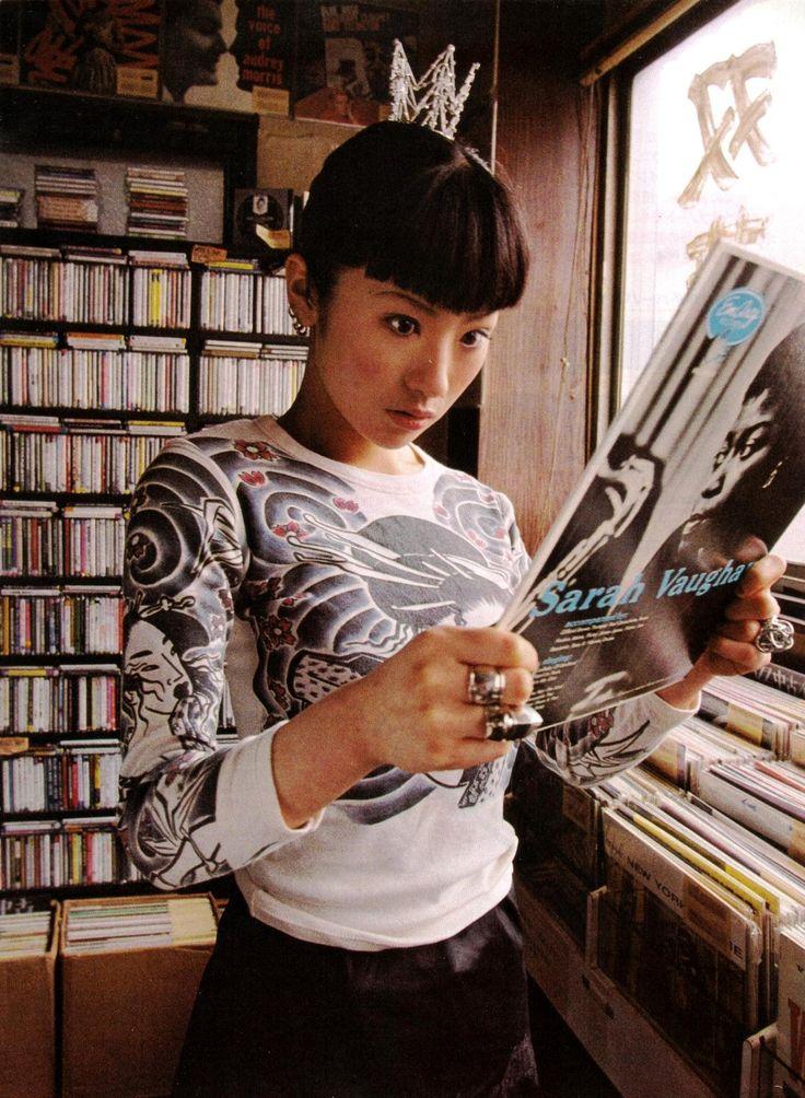 bullesdejapon: Shiina Ringo Via Yellowmenace.tumblr