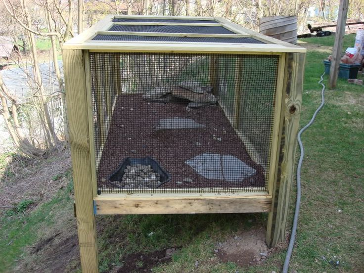 how to make a reptile enclosure