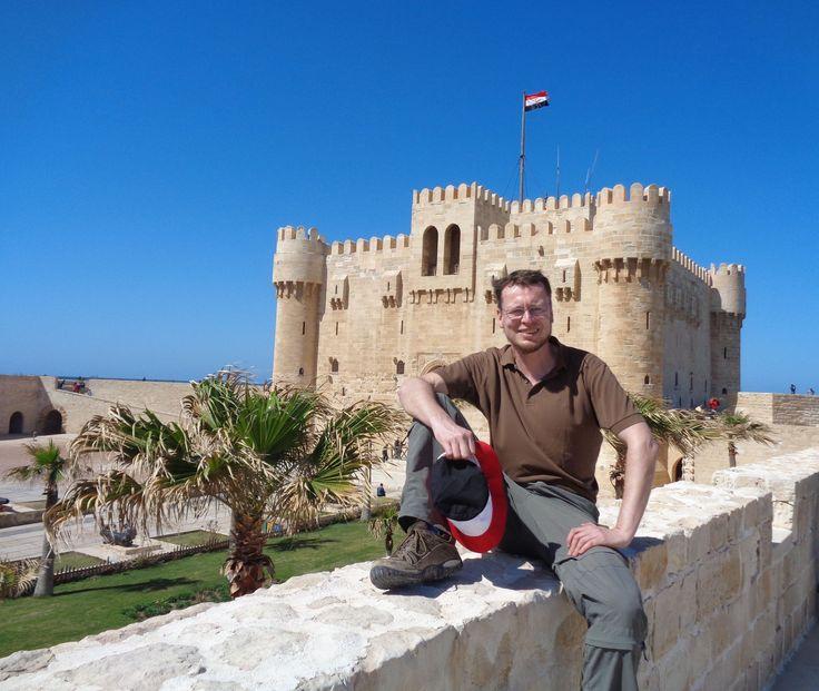Auch ohne Leuchtturm ist Alexandria eine tolle Stadt!