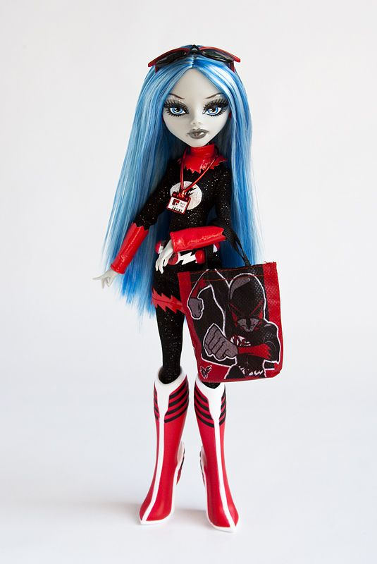 17 best images about monster high ghoulia yelps on - Monster high ghoulia yelps ...