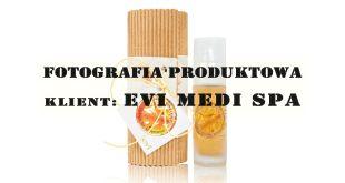 Fotografia produktowa Warszawa dla Evi Medi - Spa Warszawa www.Zdjecia-Reklamowe.pl/blog