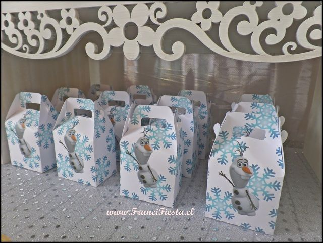Disney Frozen Birthday Party Ideas   Photo 8 of 28   Catch My Party