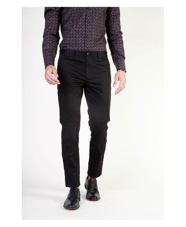 Pantalone uomo  DOLCE&GABBANA G6FSET Nero - Primavera Estate - titalol