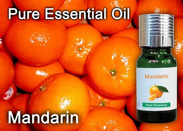* Natural Healing with Mandarin Essential Oils  The principle use of mandarin oil is to treat liver and digestive disorders as well as treat indigestion and