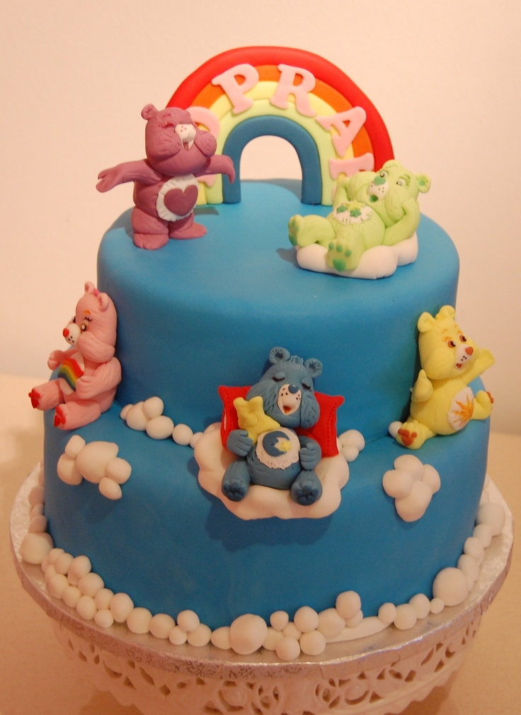 care bear cake 17 best images about care bears cakes cupcakes and 2455