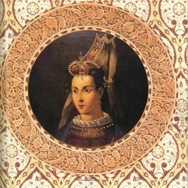 Sultan Suleiman the Magnificent's wife Hurrem Sultan