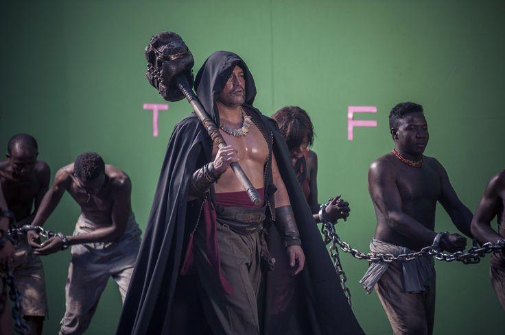 """Temible forajido irlandés, fuerza invasora que llega al nuevo mundo con un único objetivo: """"acabar con la leyenda"""" #Esteban cueto"""