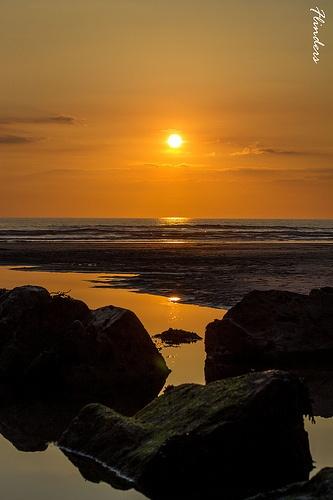 Cornish Sunset - Perranporth