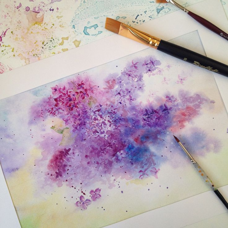 Lilac... By Vólkova Tatiana