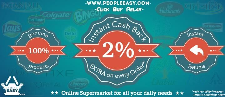 Peopleeasy.com is the best online groceries shopping supermarket for Cooking pastes. Being the best online shopping store, they provide great range of quality Cooking pastes online in Delhi NCR.