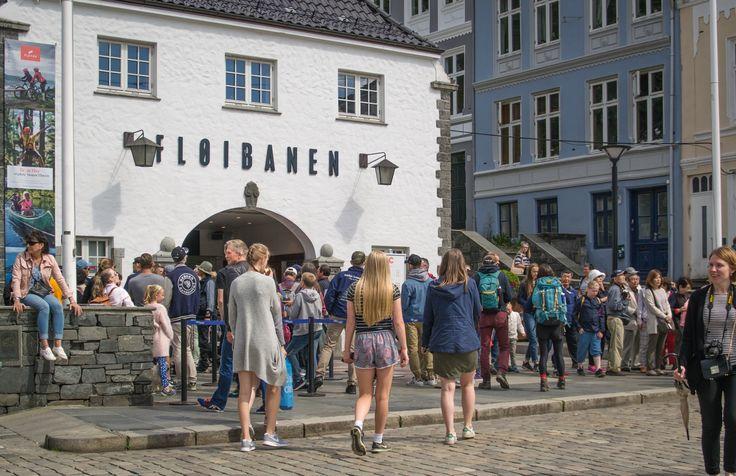 The area just behind the lower station for the Fløiban funicular railway is a hidden gem of Bergen.  So close to the main tourist areas and yet, for the most part, relatively undisturbed.  Here you…