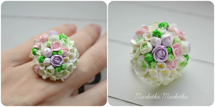 floral ring