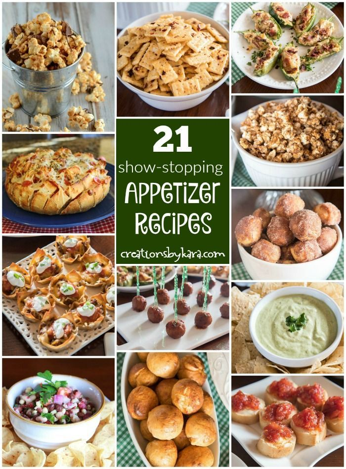 21 Show Stopping Game Day Recipes That Your Guest Will Love