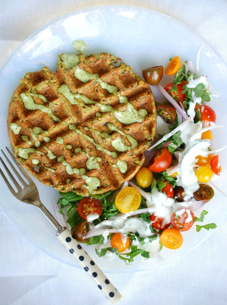 I know the title sounds a little cheesy but I have to say the idea of making falafel in a waffle iron is genius. I was looking for a no-fry  falafel recipe a while back that had the crispness of a classic falafel. I stumbled upon a recipe for the waffle falafel. The recipe was similar Continue Reading