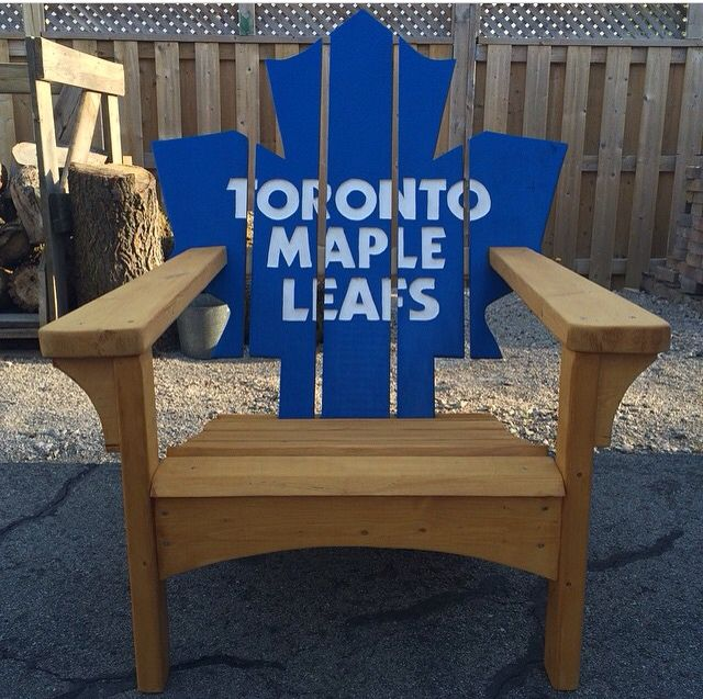 Toronto Maple Leafs Adirondack Muskoka Chair