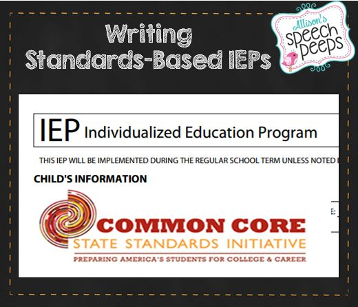 This post is packed full of information on standard writing!