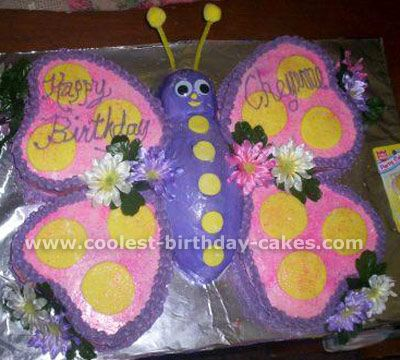 63 best Butterfly Cakes images on Pinterest Butterfly cakes