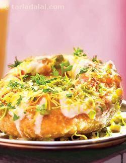 Rajasthani Shahi Raj-kachori recipe | Tarladalal.com | Member Contributed | #34132