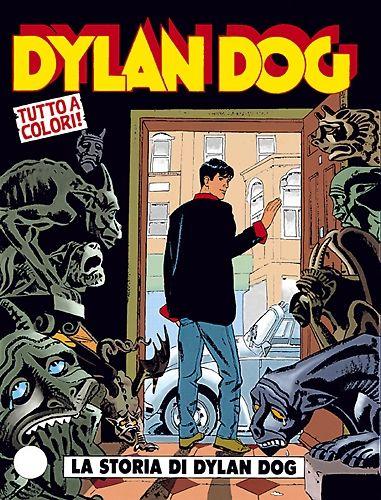 La storia di Dylan Dog - Dylan Dog - Sergio Bonelli - 100