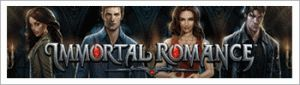 Play Immortal Romance this weekend and Ten Lucky Players will be chosen to win £€$100 every day.