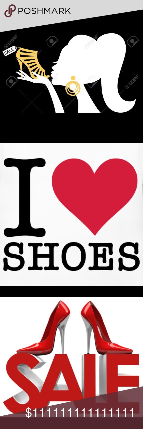 👠👠👠Shoe SALE👠👠👠 💋SHOE SALE💋- Most are Brand New Never Worn! Accepting Reasonable Offers💋 Shoes