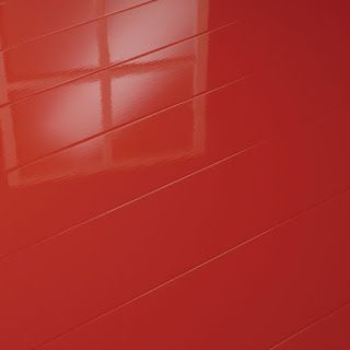 Elesgo Parke: Elesgo Color Red 772314 Parlak Laminat Parke