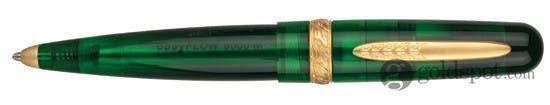Stipula Etruria Rainbow Green Ballpoint Pen