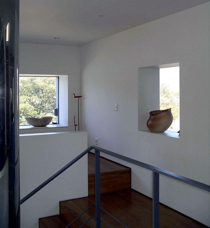 Second floor landing.  http://www.hjlstudio.com/suip-777-residence