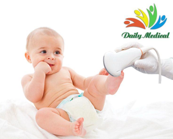 Возможности ультразвукового метода диагностики при осмотре тазобедренного сустава у детей до года #УЗИ #ребенок #диагностика #суставы #дисплазия #Днепропетровск #DailyMed  С 1980 года ультразвуковое исследование, наравне с рентгенографией, широко применяется в детской ортопедии для ранней диагностики развивающейся дисплазии тазобедренного сустава у детей. УЗИ тазобедренного сустава зарекомендовало себя как визуализирующий метод для диагностики в первые 6 месяцев жизни.
