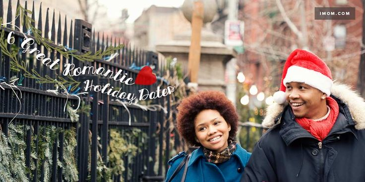 iMOM shares 6 great holiday dates to make the Christmas holidays more fun and romantic for husbands and wives.