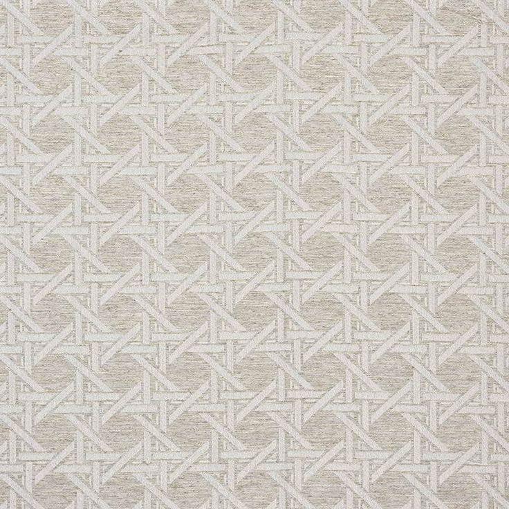 Warwick Fabrics : ALPINE, Colour NATURAL