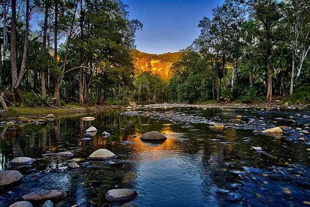 Carnarvon Gorge National Park, QLD