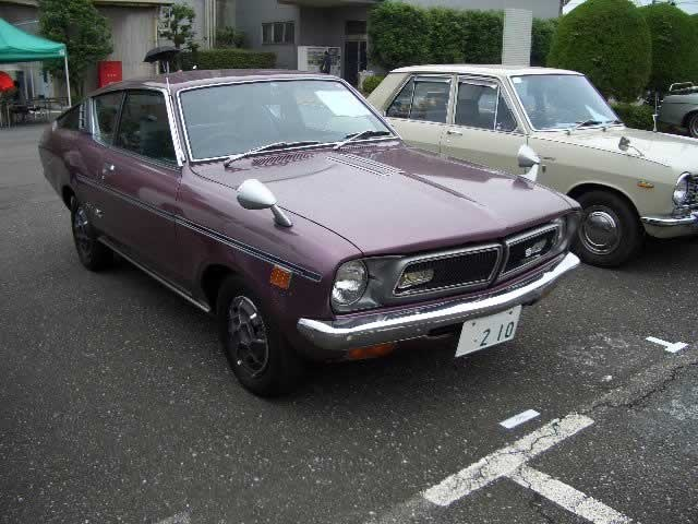 228 best Cars - Datsun Sunny 120Y-B210 fastback images on ...