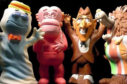 1970s Cereal Monster Vinyl Toys For General Mills by Neato Coolville ...