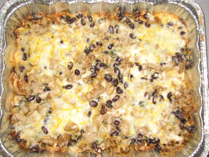 ... , or beef) and Black Bean Enchilada Casserole on MyRecipeMagic.com