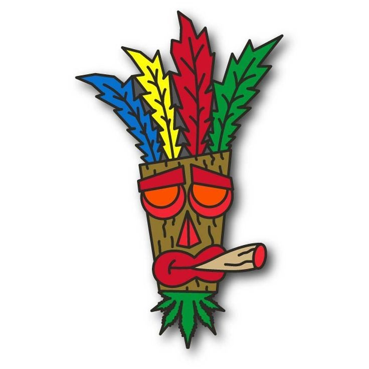 #Repost @wazhappinin  Okay guys we've been super busy with real life and shipping orders. Our feedback has been amazing on our SmokéMon pins that we'll be releasing some exciting news soon! On the mean time our Blunted Aku-Aku is available for preorder on our website for only $7! Limited edition of 50! Visit wazhappinin.storenvy.com or click the link in our bio! #crashbadicoot #crash #akuaku #pin #smokingpin #weed #blunt #420 #710 #dank #maryjane #mmj #pinsforsale #presale #preorder #pingame…