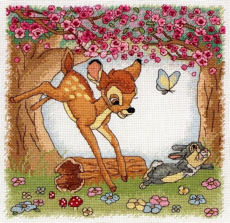 Free Disney Cross Stitch Patterns | Free Cross Stitch pattern and counted cross stitch patterns to