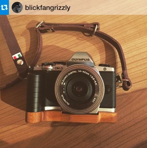 Brown adjustable Figosa strap by Raphael from Switzerland!