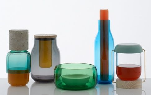 Poetische Glasgefäße Preserves von Mathias Hahn - Tipp des Tages - [SCHÖNER WOHNEN]